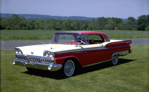 1959 Ford Skyliner Retractable