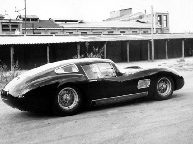 1957 Maserati 450S Zagato sports car