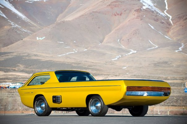 1965 Dodge Deora Pickup Truck