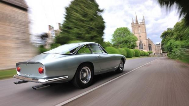 1963 Ferrari 250 GT Lusso Berlinetta sports car