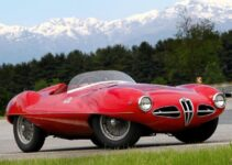 1952 Alfa Romeo 1900 C52 Disco Volante Spider