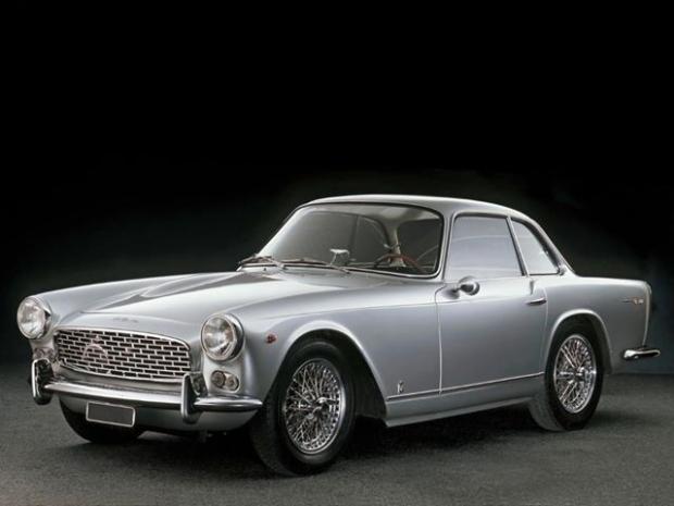1959 Triumph Italia 2000 sports car