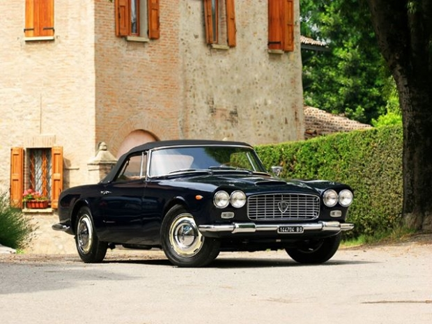 Lancia Flaminia Convertible GT