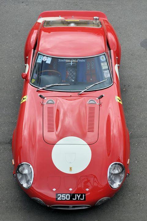 Ferrari 250 GTO sports car