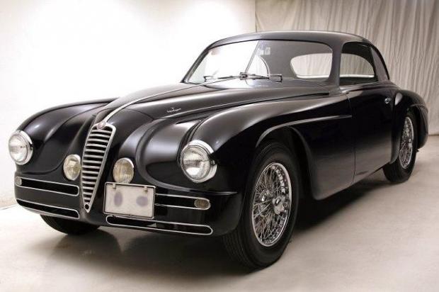 Alfa Romeo 6C 2500 SS Villa d'Este