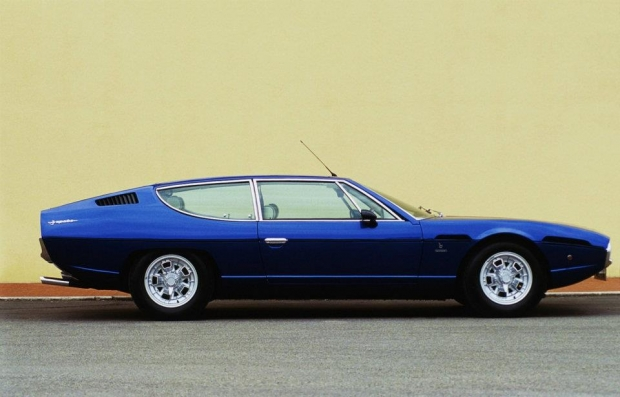 Lamborghini Espada sports car