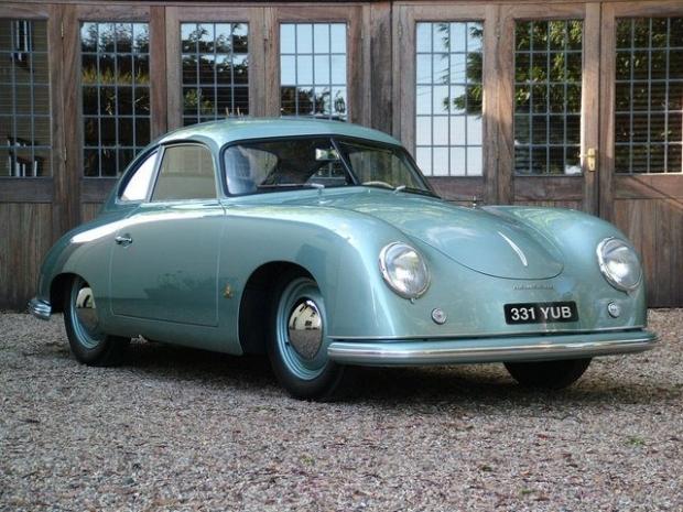 1951 Porsche 356 pre-A Coupe Chassis No.5447