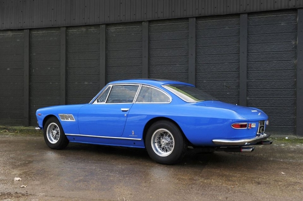 1965 Ferrari 330GT sports car