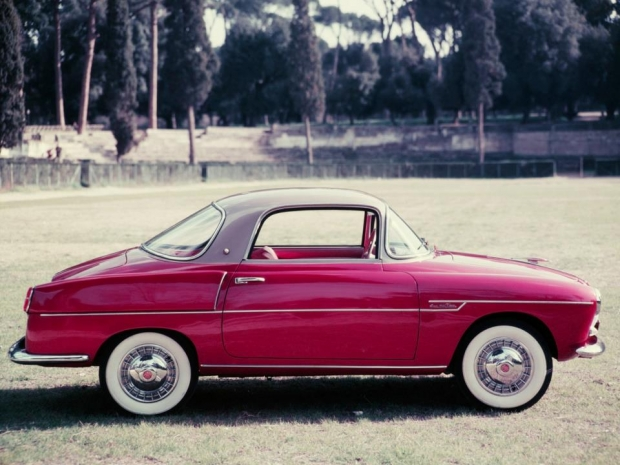 1959 Fiat 600 Coupe by Viotti