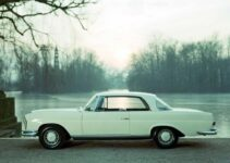 1961 Mercedes-Benz 220 SE Coupe (W111)