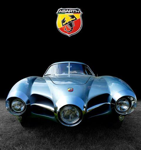 1952 Abarth 1500 Biposto sports car