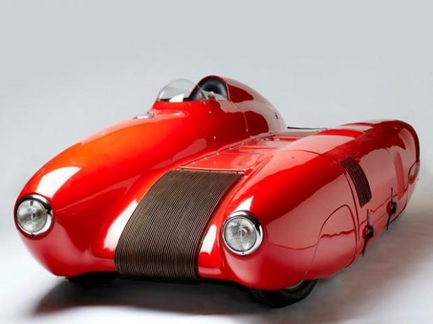 Nardi Giannini ND750 Bisiluro 1955 concept car