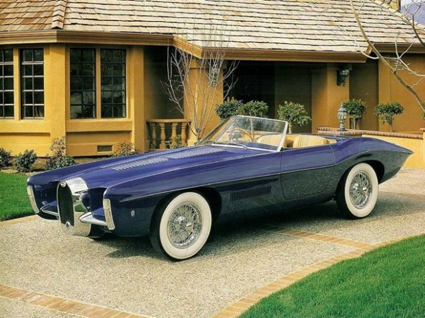 Bugatti Type 101C Roadster 1965