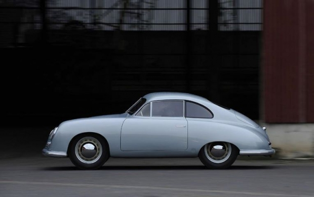 Porsche 356 1600 Super Coupe