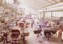 Porsche 911 Factory 1970