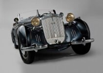 1938 Horch 853 Special Roadster