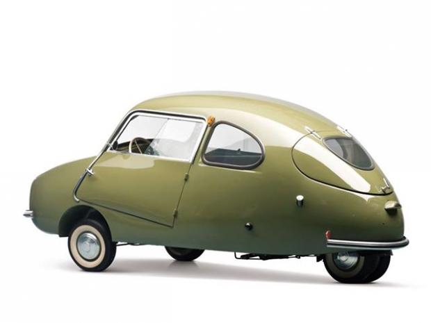 1956 Fuldamobil S-6 microcar