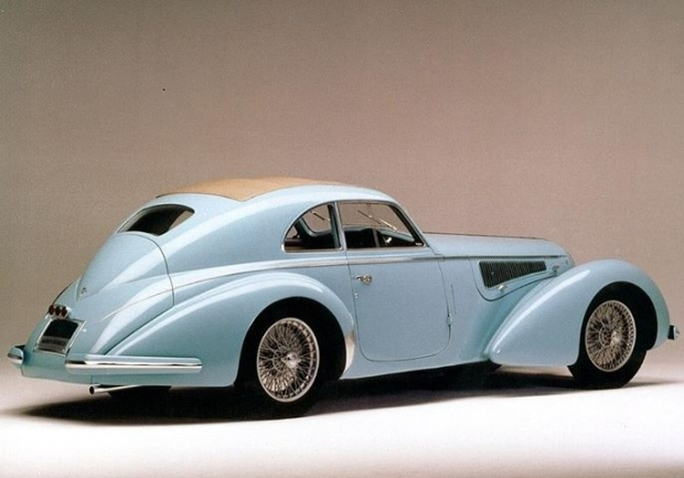 Alfa Romeo 8C 2900 Type B sports car