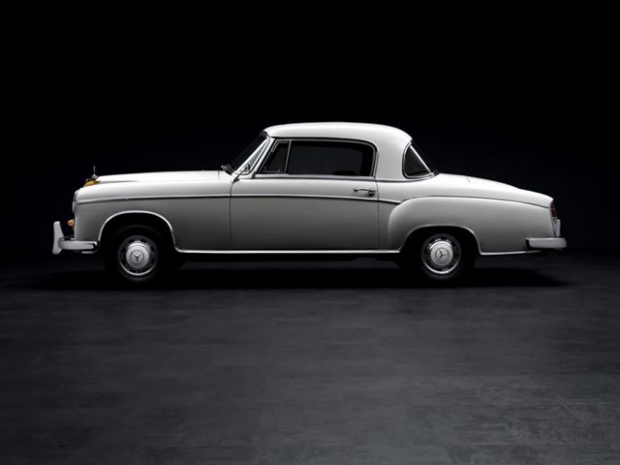 Mercedes 220S Coupe