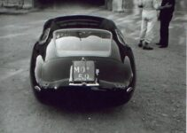 1957 Maserati 450S Costin Zagato Coupe