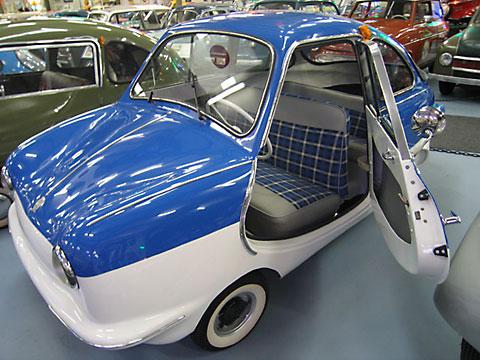 1959 King Fulda microcar