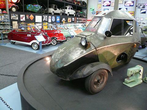 1950 Fend Flitzer 101 old car