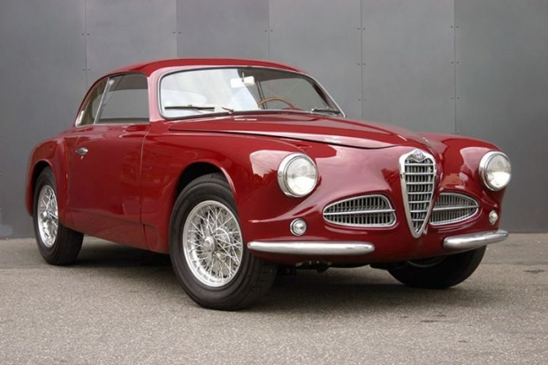 1952 Alfa Romeo 1900C Sprint sports car
