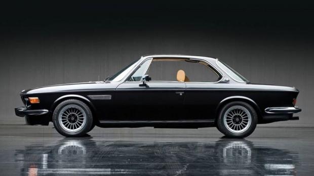 1974 BMW 3.0 CS coupe