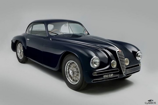 Alfa Romeo 6C 2500 Villa D'este sports car