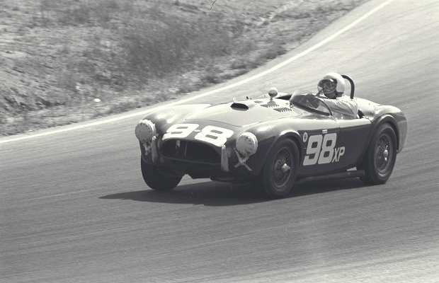 1962 Shelby Cobra race car