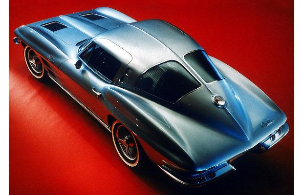 1963 Chevrolet Corvette sports car
