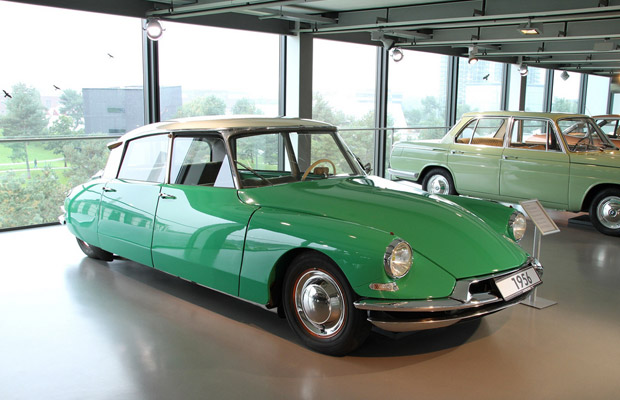 1955 Citroen DS old car