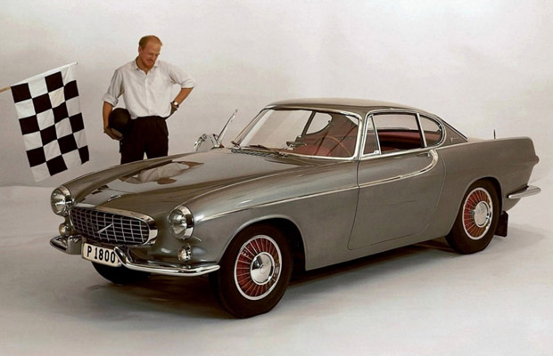 1961 Volvo P1800 old car