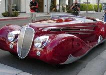 1938 Delahaye 165 Roadster