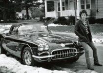Bruce Springsteen's 1961 'Vette