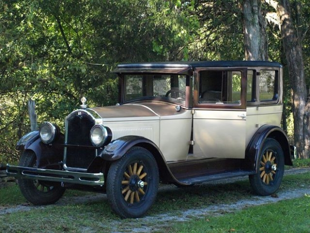 1926 Buick Standard Six coupe