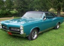 1967 Pontiac GTO Goat Hardtop