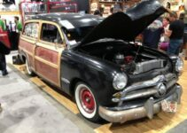 1949 Ford Woodie Wagon