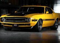 1970 Ford Mustang Boss Snake