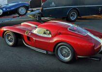 1957 Type Ferrari 250 Testa Rossa