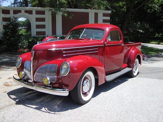 1939 Studebaker Pickup Truck