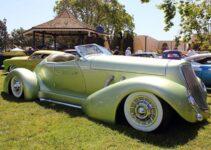 1936 Austin