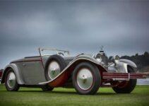 1928 Mercedes-Benz 680 S Saoutchik Torpedo