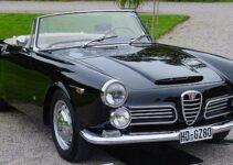 Alfa Romeo 2600 Touring