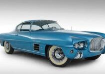 1954 Dodge Firearrow III Concept