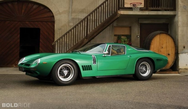 1968 Bizzarrini 5300 GT Strada sports car