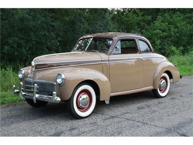 1941 Studebaker Champion old car