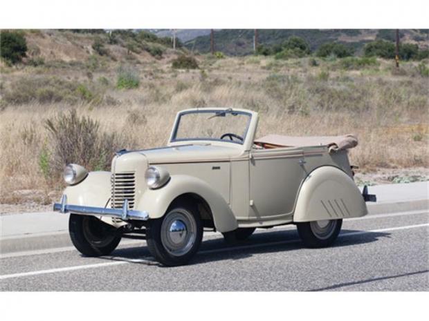 1941 American Bantam Convertible Coupe