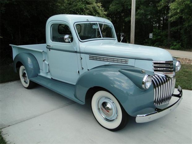 1945 Chevy Pickup Truck