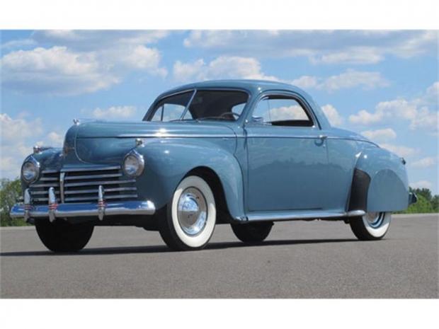 1941 Chrysler Royal old car